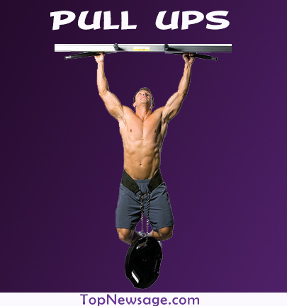 Pull ups for arm wrestling
